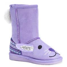 MUK LUKS Lily Purple Bunny (Girls' Toddler)