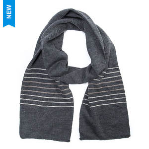 Basic Striped Scarf