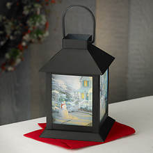Thomas Kinkade LED Lantern