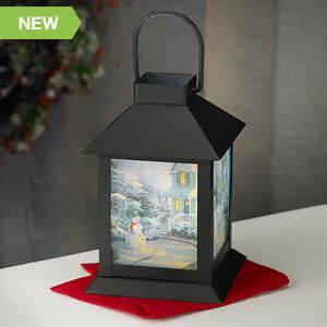 Thomas Kinkade LED Lantern