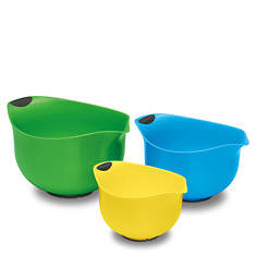 Cuisinart 3-Piece Plastic Mixing Bowls