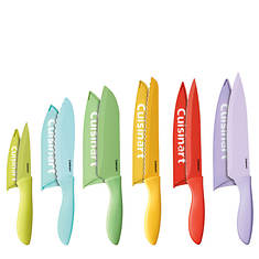 Cuisinart 12-Piece Ceramic Knife Set