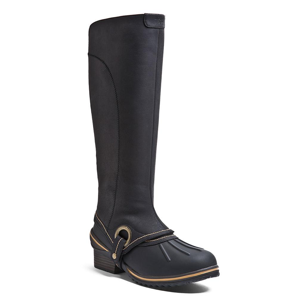 Women's Blondo Milady Waterproof Tall Boot 10 M Black Leather | eBay