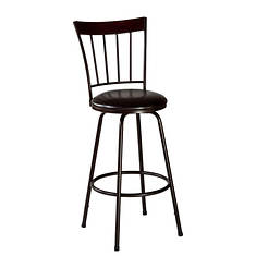Hillsdale Cantwell Swivel Ctr/Bar Stool