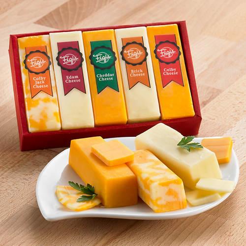 Snackin' Fives - Figi's Cheese