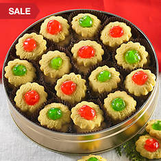 Sweet Cherry Christmas Cookies