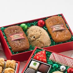 5 Bakery Shop Sweet Box - Sweet Breads & Scone