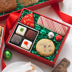 5 Bakery Shop Sweets Box - Torte, Petits Fours & More