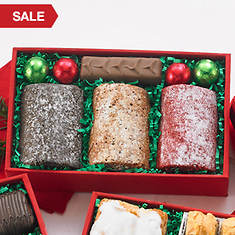 5 Bakery Shop Sweets Box - Cake Rolls & Chocolate