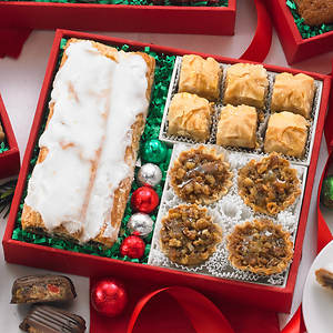 5 Bakery Shop Sweets Box - Pastries Deluxe