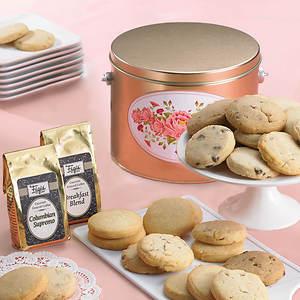 Shortbread Cookies & Coffee
