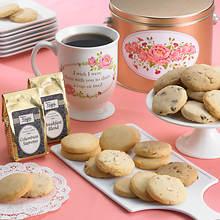 Cookies & Coffee & Mug