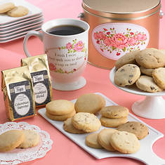 Cookies & Coffee & Mug