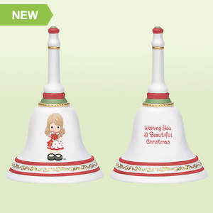 Precious Moments® 2016 Christmas Collectible - Bell