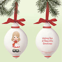 Precious Moments® 2016 Christmas Collectible -  Ornament