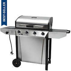 Thermos Four-Burner Gas Grill