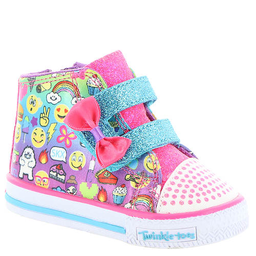 Skechers Twinkle Toes Shuffles 89295N (Girls' Infant)