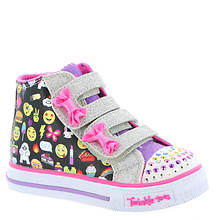 Skechers Twinkle Toes Shuffles Baby Talk (Girls' Infant-Toddler)