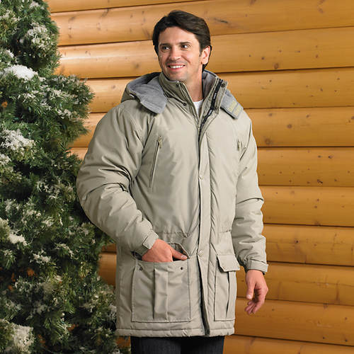 Winter Coat - Men's