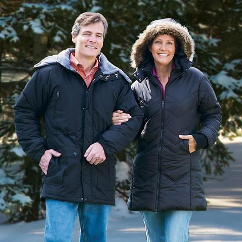 Winter Coat - Men's