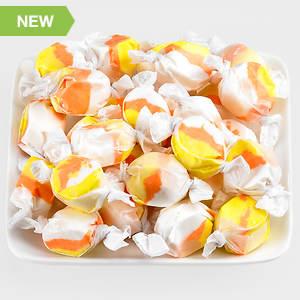 Halloween Snackin' Favorites! - Candy Corn Taffy