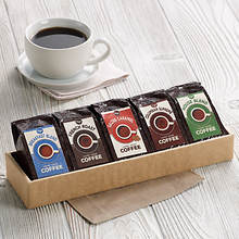 I Like Coffee Gift Packs - Traditional Coffee, 5 Count