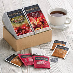 I Like Tea Gift Packs - Herbal, 36 tea-bags