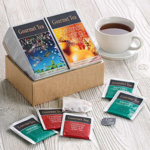 I Like Tea Gift Packs - Holiday, 36 tea-bags