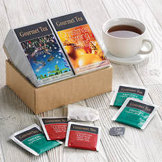 I Like Tea Gift Packs - Holiday, 36 tea-bags