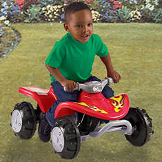 Ride On ATV-Red