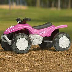Ride On ATV-Pink