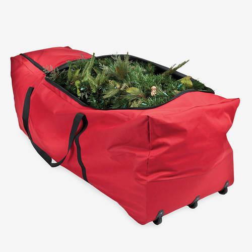 Santa's Bags-Rolling Tree Bag