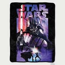 Fleece Throw-Star Wars