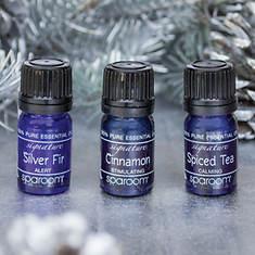 SpaRoom Essential Oil Set - Seasonal