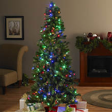 LED Color-Changing Ozark Pine