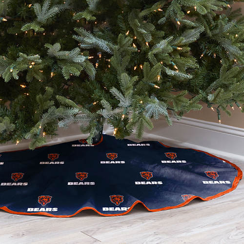 NFL Tree Skirt