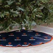 NFL Tree Skirt-Bears