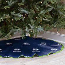 NFL Tree Skirt-Seahawks