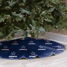 NFL Tree Skirt-Cowboys