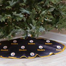 NFL Tree Skirt-Steelers