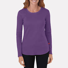 Dickies Women's Stretch Thermal-Petunia