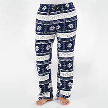 Nordic Lounge Pants Women's-Blue
