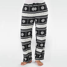 Nordic Lounge Pants Women's-Black