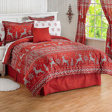Holiday Sweater Bedding Set