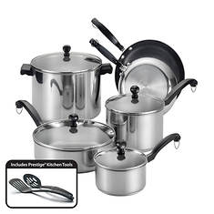 Farberware Classic 12-Piece Cookware Set