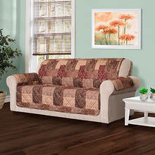Paisley Patch Furniture Protector-Sofa