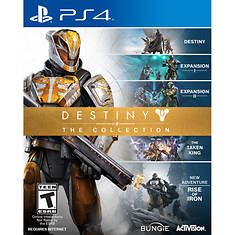 PS4 Destiny Collection