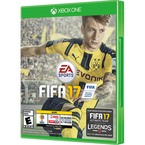xbox one fifa 17 stoneberry. Black Bedroom Furniture Sets. Home Design Ideas