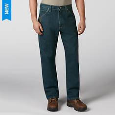 Wranglers Riggs Workwear Men's Advanced Comfort Jeans