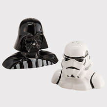 Star Wars™ Darth Vader & Stormtrooper Salt & Pepper Set